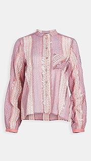 Warm Phoebe 女式衬衫