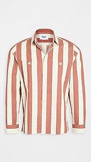 Wax London Whiting Two Pocket Shirt