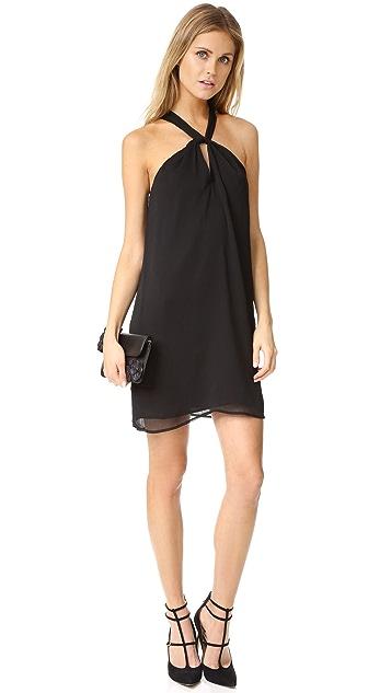 WAYF Head Over Mini Dress
