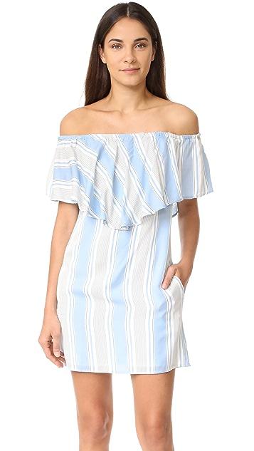 WAYF Off Shoulder Dress