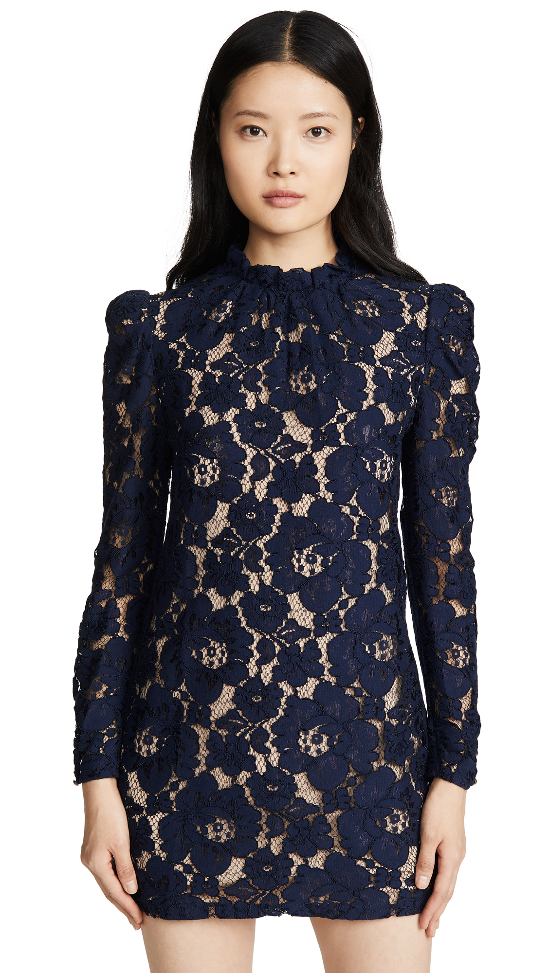 Buy WAYF Emma Puff Sleeve Dress online beautiful WAYF Clothing, Dresses