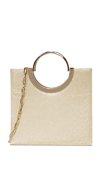 Whiting & Davis Nolita Mini Tote