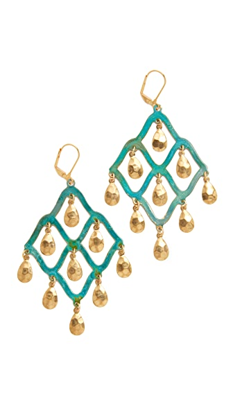 We Dream In Colour Ivy Earrings