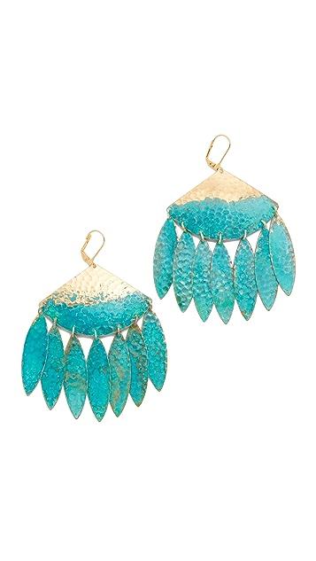 We Dream In Colour Alyssa Earrings