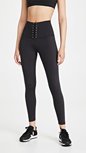 WeWoreWhat Active Lace Up Leggings