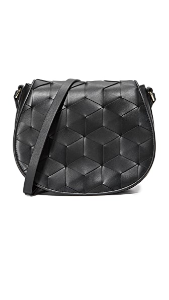 Welden Escapade Saddle Bag - Black