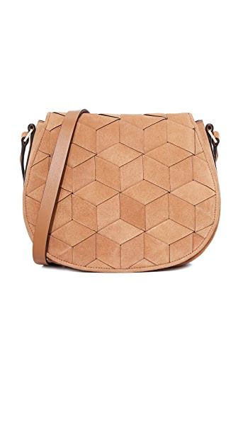 Welden Escapade Saddle Bag - Tan