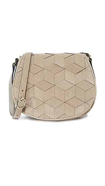 Welden Escapade Saddle Bag - Dessert Taupe