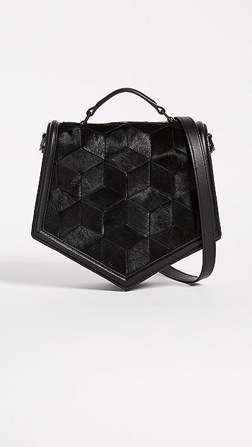 Welden Hexagon Escapade Saddle Bag