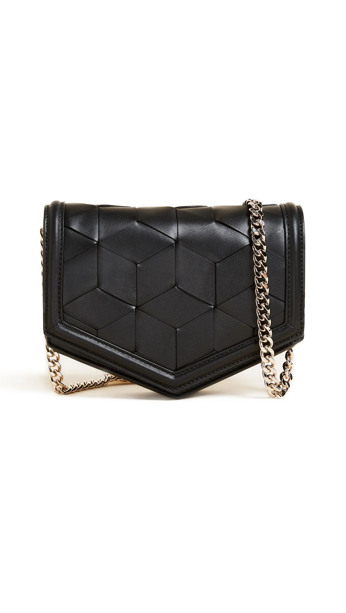 Welden Jaunt Wallet Cross Body Bag - Black