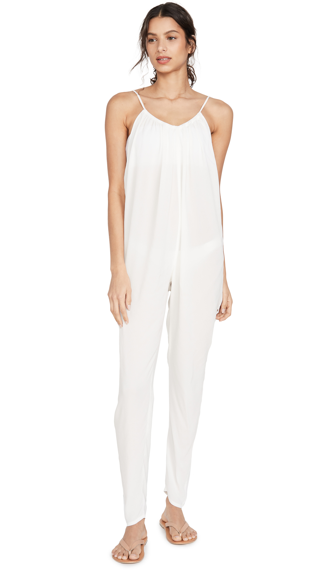 Buy WeWoreWhat online - photo of WeWoreWhat Kaia Cover Up Jumpsuit