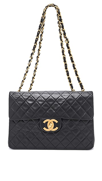 What Goes Around Comes Around Chanel Jumbo 2.55 Shoulder Bag