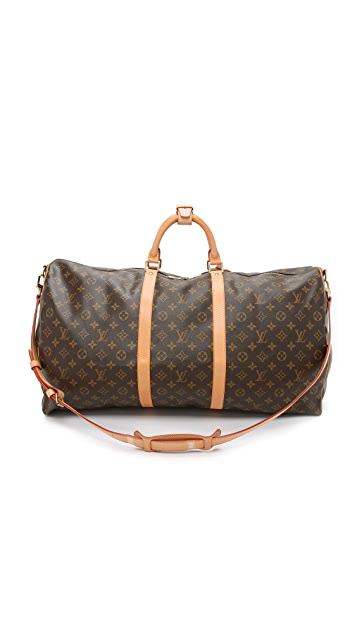 What Goes Around Comes Around 2004 Louis Vuitton Keepall 60 Duffel (Previously Owned)