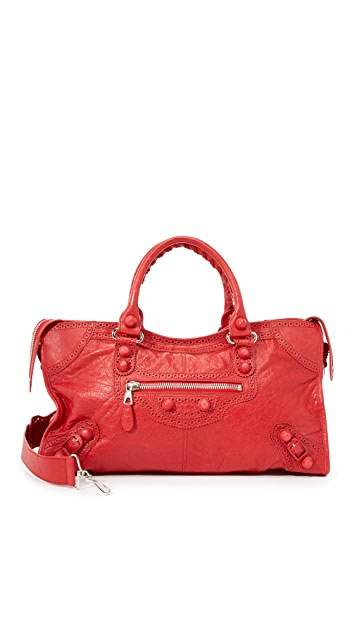 What Goes Around Comes Around Balenciaga City Bag (Previously Owned)
