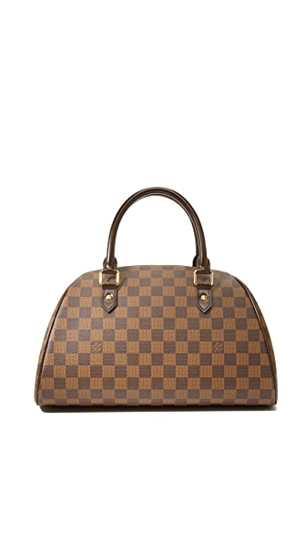 What Goes Around Comes Around Louis Vuitton Ebene Ribera Bag (Previously Owned) - Brown