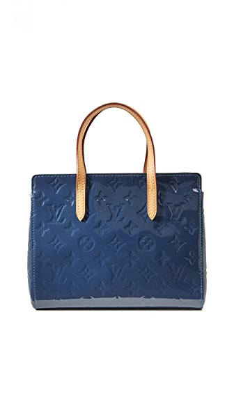 What Goes Around Comes Around Louis Vuitton Vernis Catalina Bag (Previously Owned)