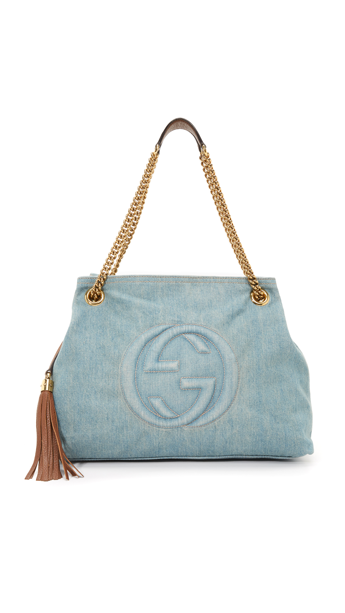 what goes around comes around female what goes around comes around gucci soho bag previously owned blue