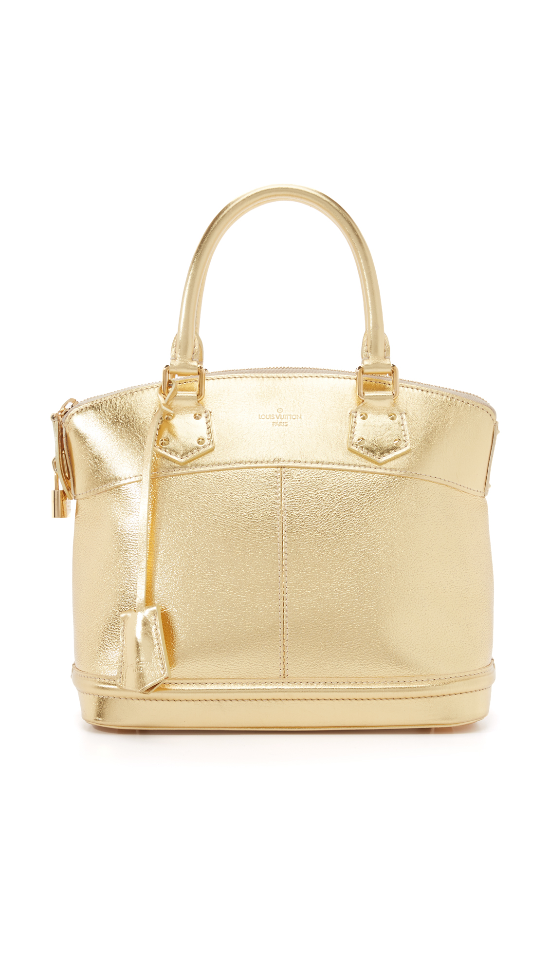 what goes around comes around female what goes around comes around louis vuitton lockit bag previously owned gold