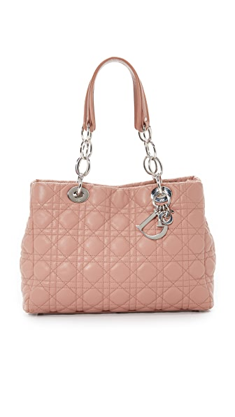 What Goes Around Comes Around Dior Soft Medium Bag (Previously Owned) - Pink