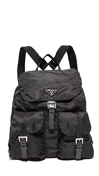 Нейлоновый рюкзак Prada (бывший в употреблении)
