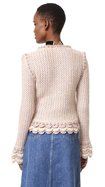 What Goes Around Comes Around Chanel Cardigan (Previously Owned)