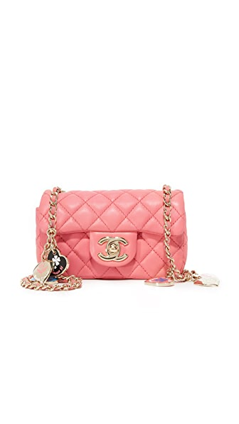 What Goes Around Comes Around Chanel Mini Valentine Bag (Previously Owned)