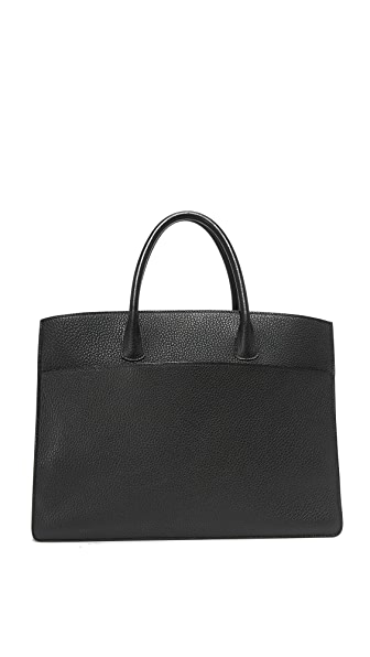 What Goes Around Comes Around Hermes Fjord Tote (Previously Owned) - Black