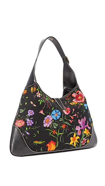 What Goes Around Comes Around Gucci Jackie Hobo (Previously Owned)