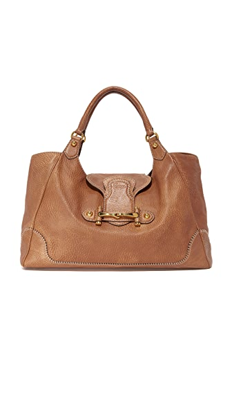What Goes Around Comes Around Gucci Pelham Shoulder Bag (Previously Owned) - Brown