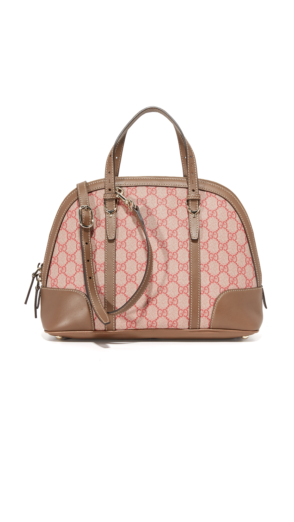 what goes around comes around female 243279 what goes around comes around gucci nice bag previously owned pink