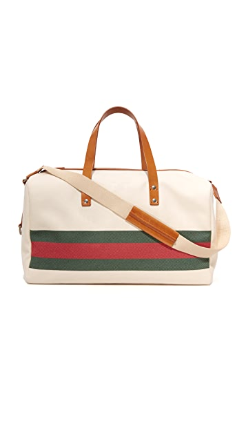 What Goes Around Comes Around Gucci Carry On Duffel (Previously Owned)