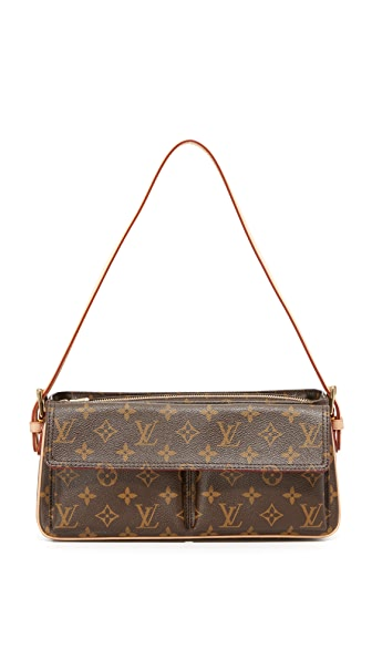 What Goes Around Comes Around Louis Vuitton Vivacite Shoulder Bag (Previously Owned) - Monogram