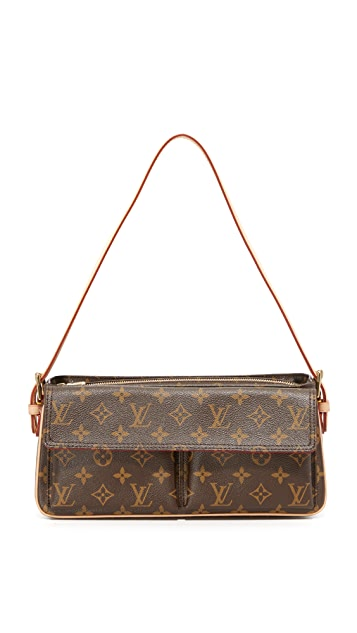 What Goes Around Comes Around Louis Vuitton Vivacite Shoulder Bag (Previously Owned)