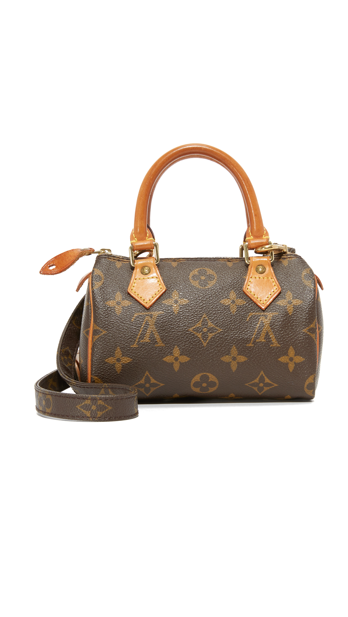 a35df2b4e0c88 What Goes Around Comes Around. Louis Vuitton Monogram Mini Speedy Bag ...