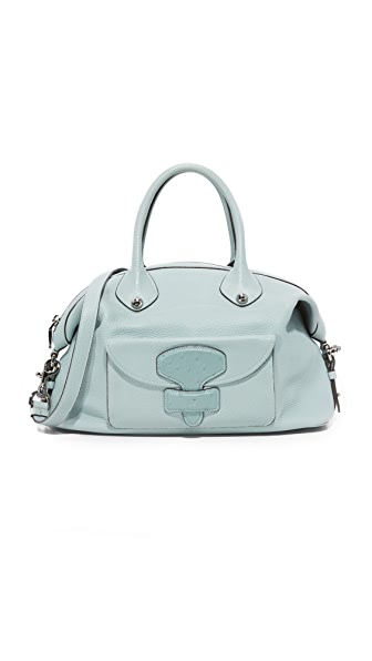 What Goes Around Comes Around Loewe May 36 Bag (Previously Owned) - Blue