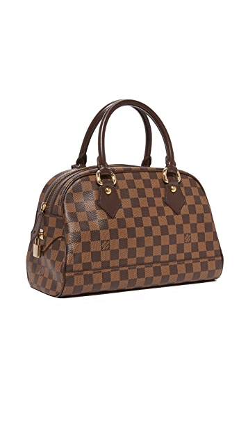 What Goes Around Comes Around Louis Vuitton Duomo Satchel (Previously Owned)