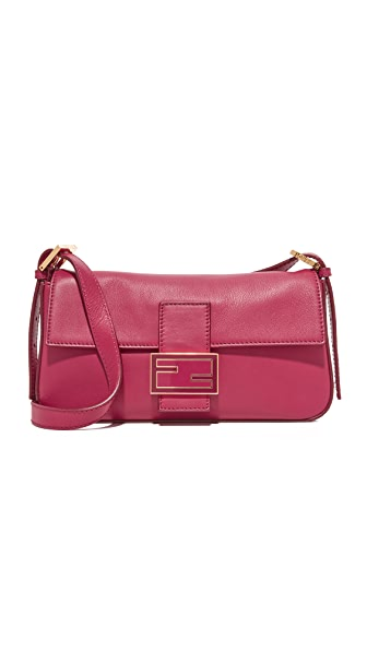 What Goes Around Comes Around Fendi Mamma Bag (Previously Owned) In Purple