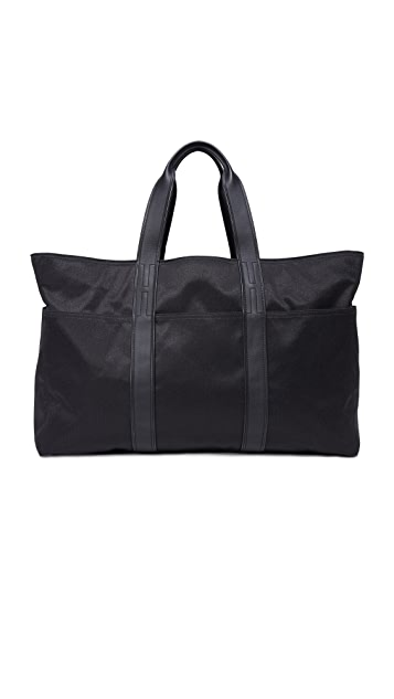 What Goes Around Comes Around Hermes Acapulco Weekender Bag (Previously Owned)