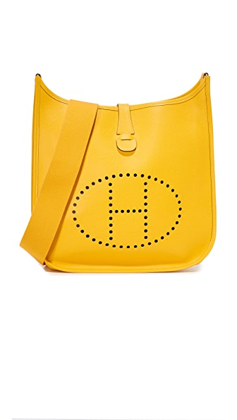 What Goes Around Comes Around Hermes Evelyne I Feed Bag (Previously Owned)