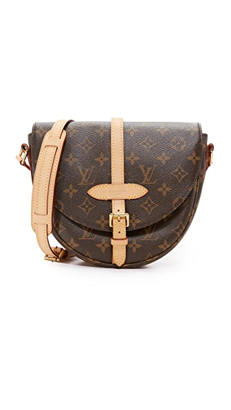 What Goes Around Comes Around Louis Vuitton Monogram Chantilly Bag (Previously Owned) - Brown