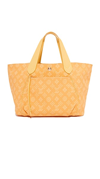 What Goes Around Comes Around Louis Vuitton Canvas Cabas Ipanema Bag (Previously Owned)