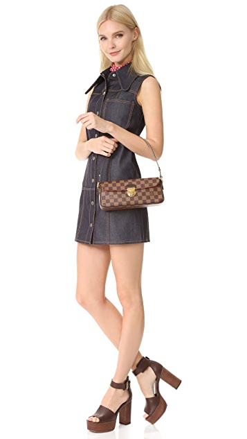 What Goes Around Comes Around Louis Vuitton Damier Ebene Ravello Bag (Previously Owned)