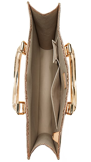 What Goes Around Comes Around Louis Vuitton Miroir Sac Bag (Previously Owned)