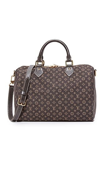 What Goes Around Comes Around Louis Vuitton Idylle Speedy Bag (Previously Owned) - Brown