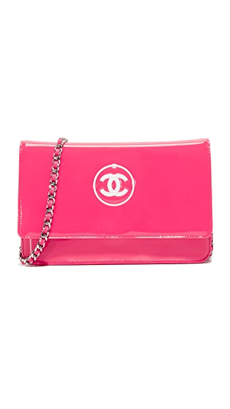 What Goes Around Comes Around Chanel Patent Bag (Previously Owned)