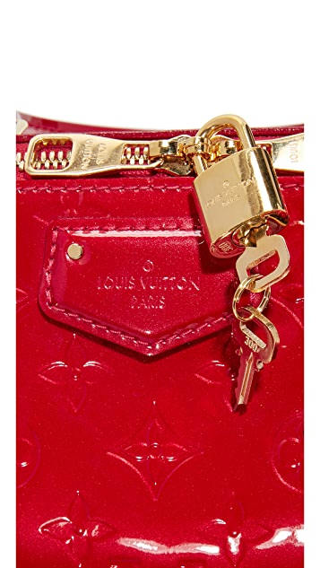 What Goes Around Comes Around Louis Vuitton Vernis Montana Bag (Previously Owned)