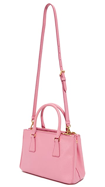 What Goes Around Comes Around Prada Saffiano Small Executive Tote (Previously Owned)