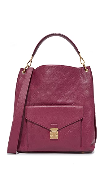 What Goes Around Comes Around Louis Vuitton Empriente Metis Bag (Previously Owned) - Purple