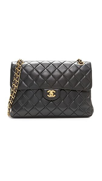What Goes Around Comes Around Chanel Jumbo Bag (Previously Owned)