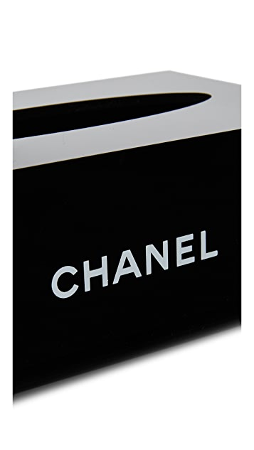 What Goes Around Comes Around Chanel Tissue Box